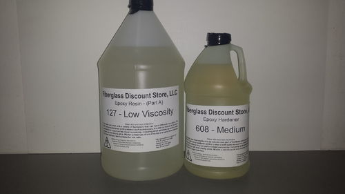 1 Gallon Set  2-1 Epoxy Resin